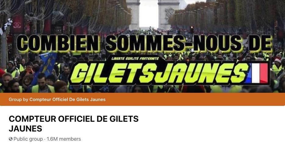 Gilet Jaunes